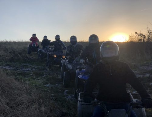 Quad Bike Offer – Second Activity for £15 per person